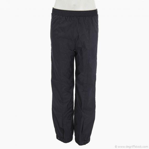 pantalon de pluie noir enfant poivre blanc. Black Bedroom Furniture Sets. Home Design Ideas
