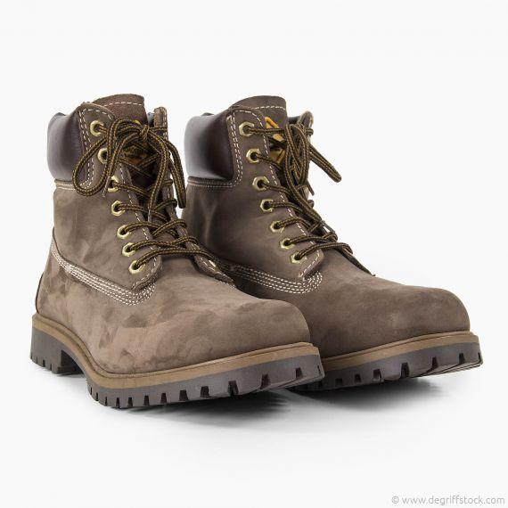 boots marron homme road roadsign d griff 39 stock. Black Bedroom Furniture Sets. Home Design Ideas