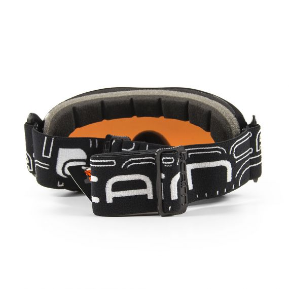 masque de ski noir enfant booster clx 3000 cairn d griff 39 stock. Black Bedroom Furniture Sets. Home Design Ideas