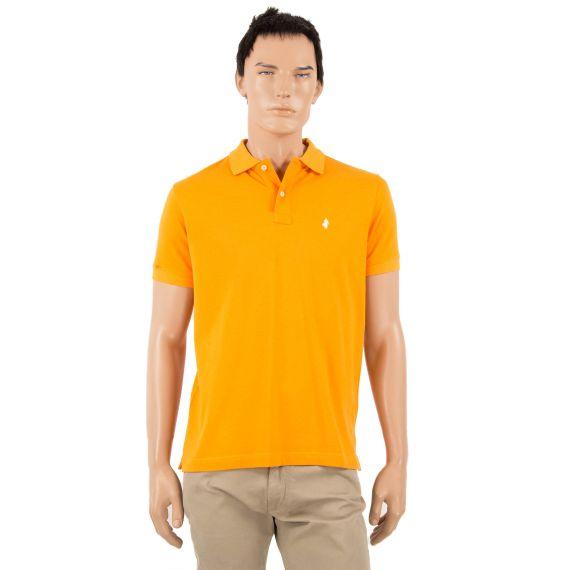 Polo orange homme 457 Marlboro Classics (MCS)