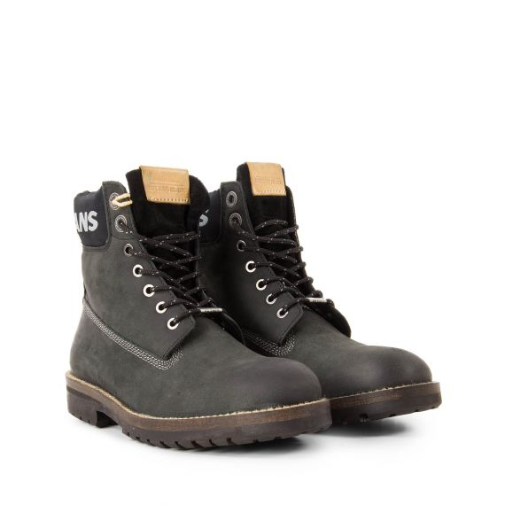 Boots noir marine homme NEPAL RUGGED Pepe Jeans